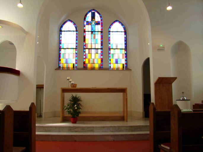 Choeur de l\'Eglise Luthérienne Libre du Christ à Mulhouse