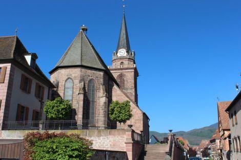 Église Notre Dame de l\'Assomption - Bergheim