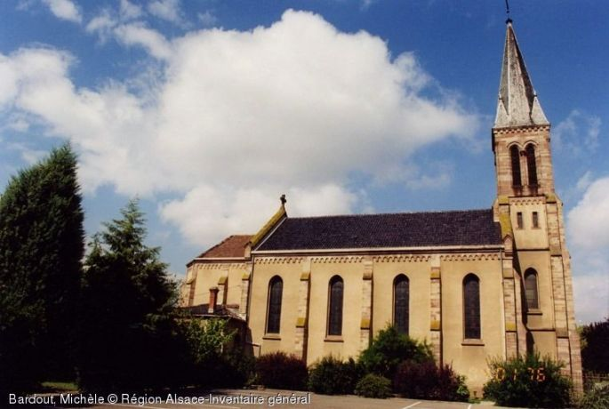 Eglise Notre-Dame-de-l\'Assomption, Horbourg-Wihr