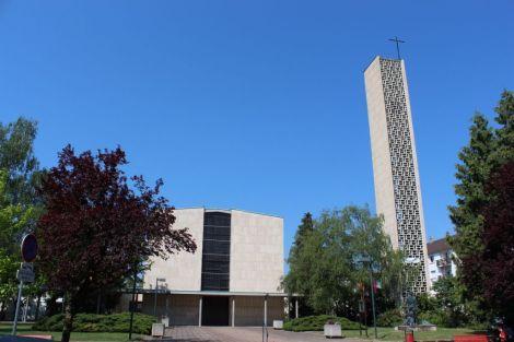 Eglise Notre-Dame-de-la-Paix à Sélestat