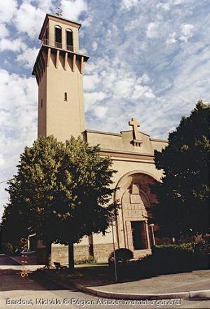 Eglise Notre-Dame du Perpétuel Secours, Mundolsheim