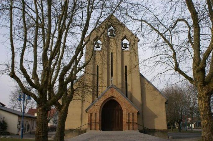 Eglise Notre-Dame-du-Rosaire à Wittelsheim