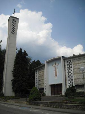 Eglise Pie X à Thann