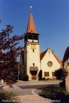 Eglise Protestante à Horbourg-Wihr