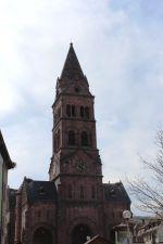 Eglise protestante de Munster