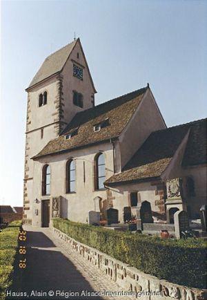 Eglise Protestante de Wolfisheim