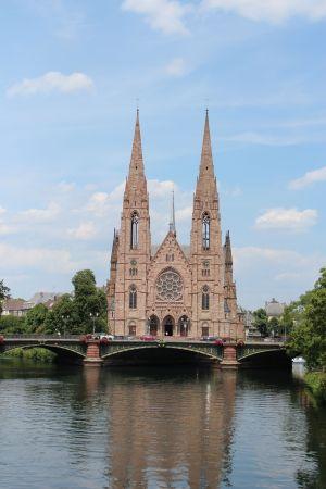 L\'église Saint-Paul