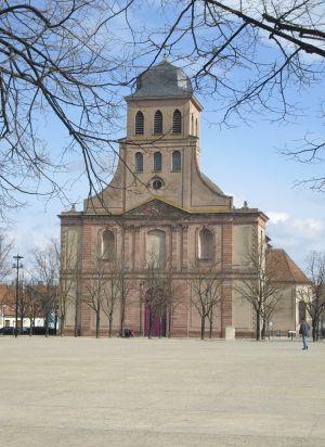 Eglise Royale Saint-Louis