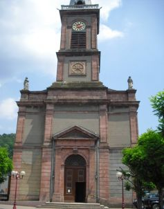 Eglise Saint-Alphonse-de-Liguori