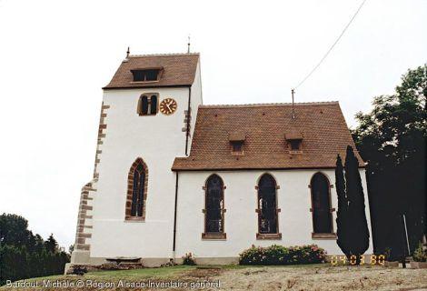 Eglise Saint-Brice, Hangenbieten