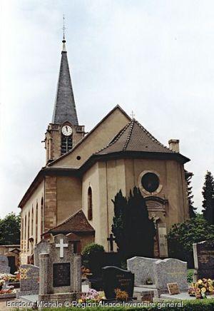 Eglise Saint-Cyprien, Eckbolsheim