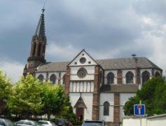 L\'église Saint-Didier de Willer-sur-Thur