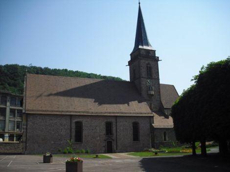 Eglise à Vieux Thann