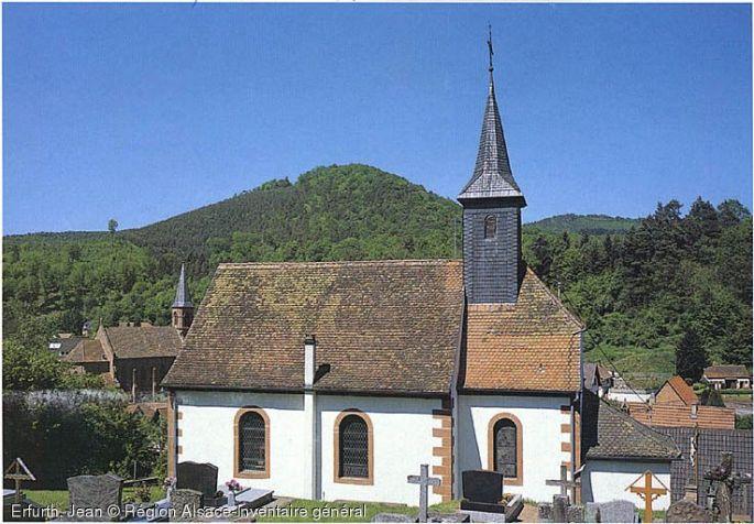 Eglise Saint-Gall, Niedersteinbach