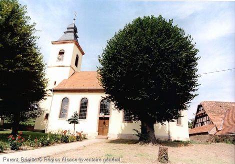 Eglise Saint-Georges, Rott