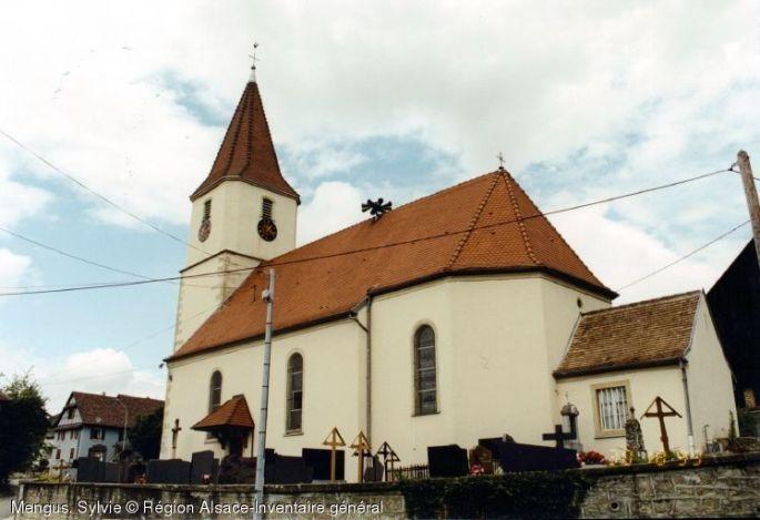 Eglise Saint-Georges à Franken