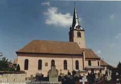 Eglise Saint-Grégoire, Ohnenheim