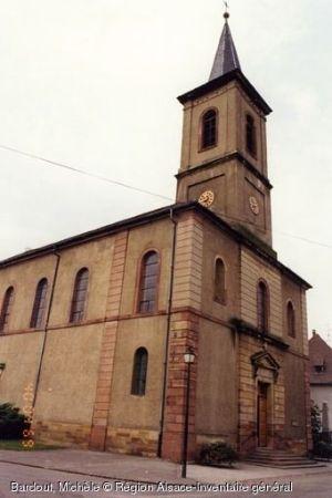 Eglise Saint-Jacques - Artzenheim