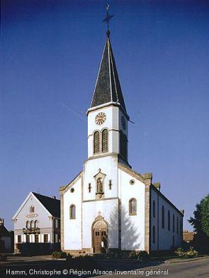 Eglise Saint-Jacques-le-Majeur, Elsenheim