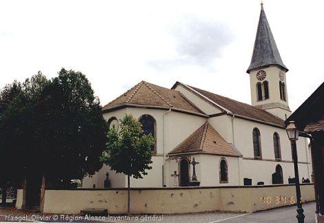 Eglise Saint-Jacques-le-Majeur, Schwobsheim