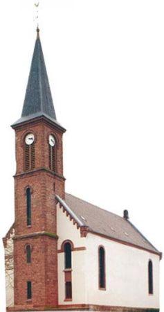 Eglise Saint Jacques Majeur