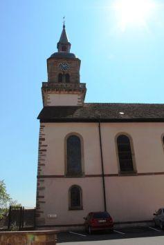 Eglise Saint-Jean-Baptiste d\'Heiligenstein