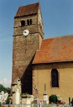 Eglise Saint-Jean-Baptiste, Saessolsheim