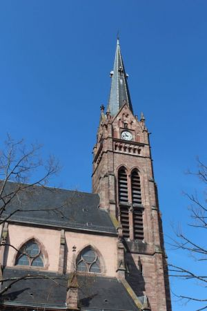 Eglise Saint-Joseph à Colmar