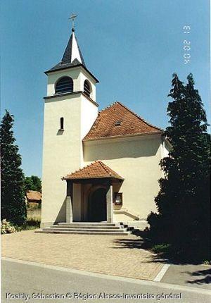 Eglise Saint-Louis, Baldenheim