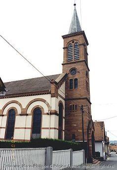 Eglise Saint-Martin, Goersdorf