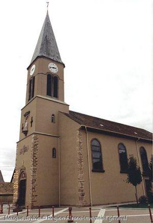 Eglise Saint-Maurice, Artolsheim
