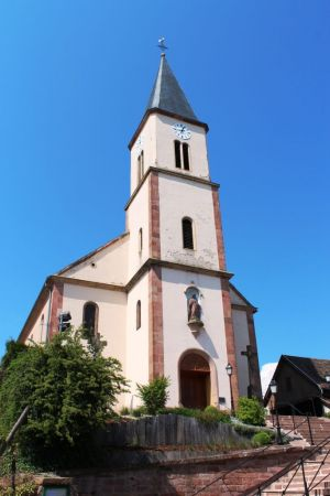 Eglise Saint-Michel de Nothalten