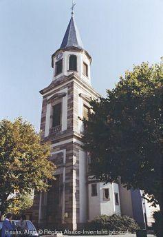Eglise Saint-Michel de Reichstett
