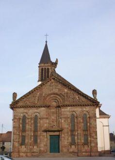 Eglise Saint-Michel de Wittelsheim