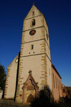 Eglise Saint Nicolas d\'Orschwihr