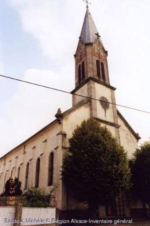 Eglise Saint-Nicolas, Widensolen