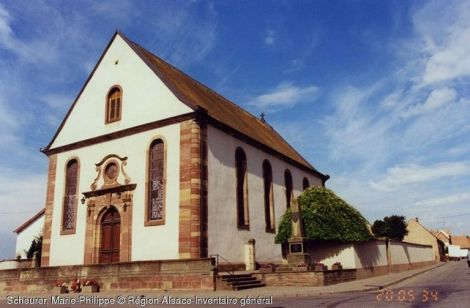 Eglise Saint-Nicolas, Wingersheim