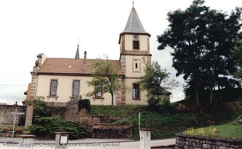 Eglise Saint-Philippe et Saint-Jacques, Climbach