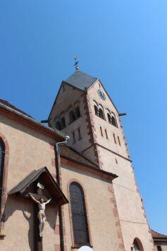 Eglise Saint-Rémi d\'Itterswiller