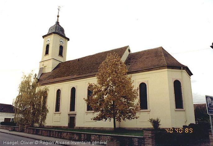 Eglise Saint-Ulrich, Bindernheim