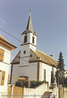 Eglise Saint-Ulrich, Oberschaeffolsheim