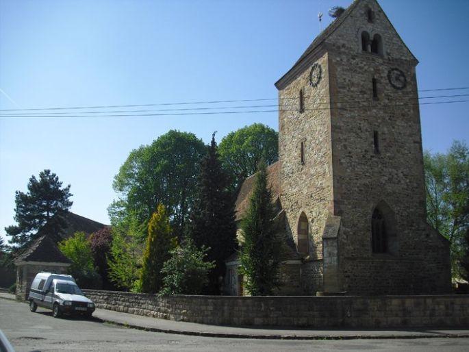 Eglise Saint-Urbain de Muntzenheim