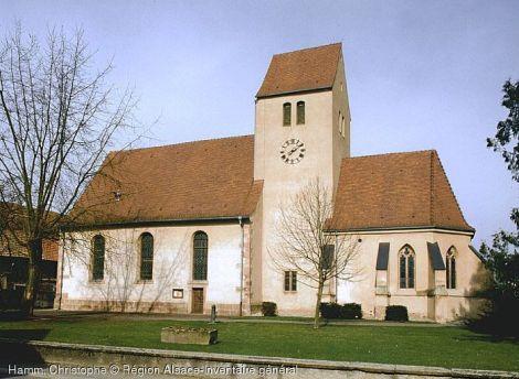 Eglise Saint-Urbain, Muttersholtz