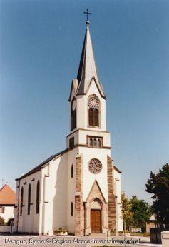 Eglise Saint-Wolfgang - Wolfgantzen