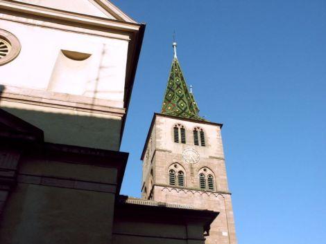 Eglise Sainte-Anne à Turckheim