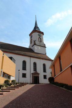 Eglise Sainte-Aurélie de Bischoffsheim