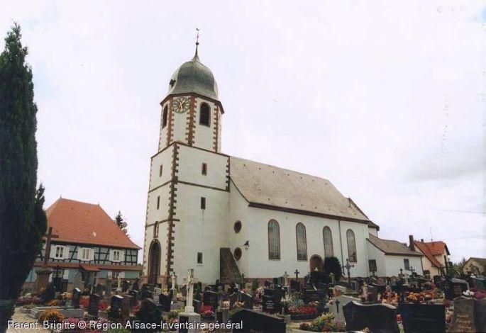 Eglise Sainte-Marguerite, Niederlauterbach