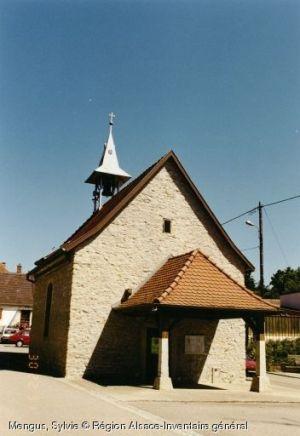 Eglise Sainte-Odile, Emlingen
