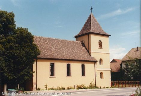Eglise Saints-Pierre-et-Paul, Algolsheim