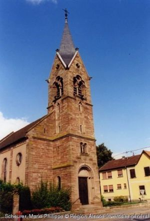 Eglise Saints-Pierre-et-Paul, Schwindratzheim